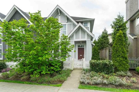 R2463443 - 21004 80 AVENUE, Willoughby Heights, Langley, BC - Row House (Non-Strata)