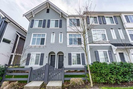 R2463548 - 60 15340 GUILDFORD DRIVE, Guildford, Surrey, BC - Townhouse