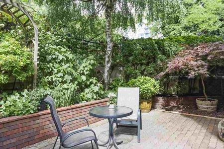 R2463669 - 102 2210 W 40TH AVENUE, Kerrisdale, Vancouver, BC - Apartment Unit