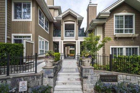 R2463721 - 105 5605 HAMPTON PLACE, University VW, Vancouver, BC - Apartment Unit