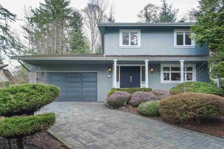R2463876 - 5477 CLIFFRIDGE AVENUE, Canyon Heights NV, North Vancouver, BC - House/Single Family