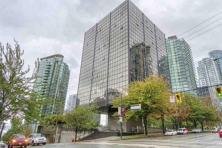 R2464131 - 808 1333 W GEORGIA STREET, Coal Harbour, Vancouver, BC - Apartment Unit