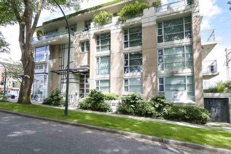 R2464155 - 203 3595 W 18TH AVENUE, Dunbar, Vancouver, BC - Apartment Unit