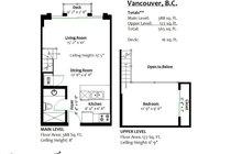 605 22 E CORDOVA STREET, Vancouver - R2464550