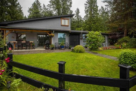 R2465128 - 1366 240 STREET, Campbell Valley, Langley, BC - House with Acreage