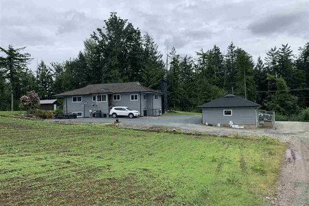 R2465222 - 28585 TOWNSHIPLINE ROAD, Bradner, Abbotsford, BC - House with Acreage