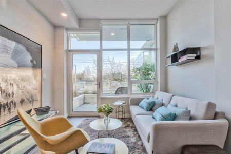R2465381 - 102 5077 CAMBIE STREET, Cambie, Vancouver, BC - Apartment Unit