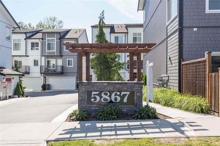 R2465602 - 16 5867 129 STREET, Panorama Ridge, Surrey, BC - Townhouse