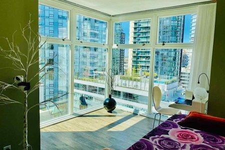 R2465669 - B1401 1331 HOMER STREET, Yaletown, Vancouver, BC - Apartment Unit
