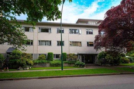 R2465837 - 203 1050 JERVIS STREET, West End VW, Vancouver, BC - Apartment Unit