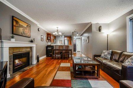 R2466014 - 102 735 W 15TH AVENUE, Fairview VW, Vancouver, BC - Apartment Unit