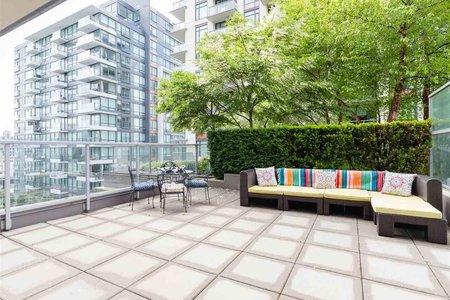 R2466161 - 601 168 W 1ST AVENUE, False Creek, Vancouver, BC - Apartment Unit