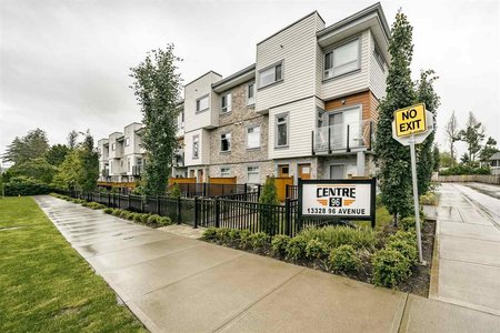 R2466666 - 5 13328 96 AVENUE, Queen Mary Park Surrey, Surrey, BC - Townhouse