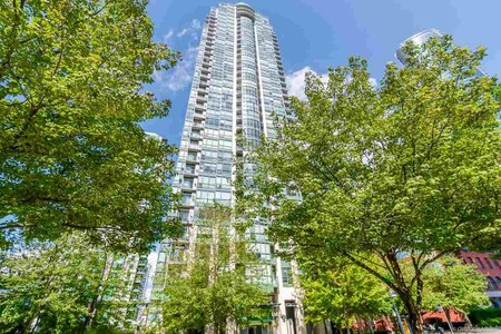 R2466761 - 3209 1239 W GEORGIA STREET, Coal Harbour, Vancouver, BC - Apartment Unit