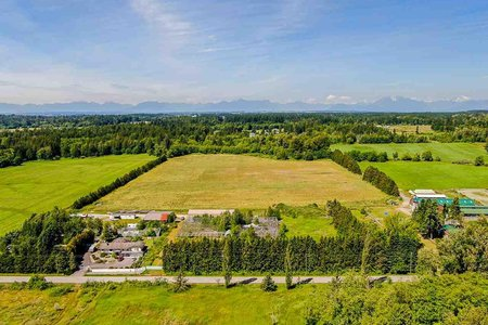 R2466813 - 19263 8 AVENUE, Hazelmere, Surrey, BC - House with Acreage