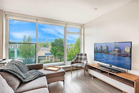 R2467711 - 310 1783 MANITOBA STREET, False Creek, Vancouver, BC - Apartment Unit