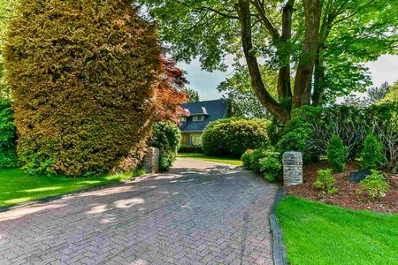 R2467762 - 2022 181 STREET, Hazelmere, Surrey, BC - House with Acreage