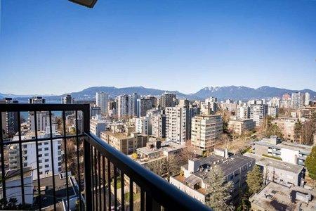 R2467927 - 1801 1330 HARWOOD STREET, West End VW, Vancouver, BC - Apartment Unit