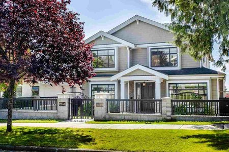 R2468026 - 2350 BONACCORD DRIVE, Fraserview VE, Vancouver, BC - House/Single Family