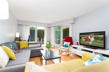 R2468033 - 103 3353 HEATHER STREET, Cambie, Vancouver, BC - Apartment Unit