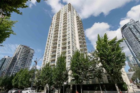 R2468070 - 905 1225 RICHARDS STREET, Downtown VW, Vancouver, BC - Apartment Unit