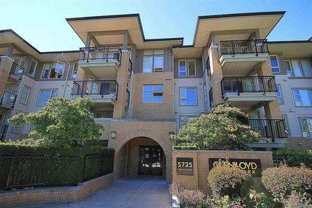 R2468117 - 310 5725 AGRONOMY ROAD, University VW, Vancouver, BC - Apartment Unit