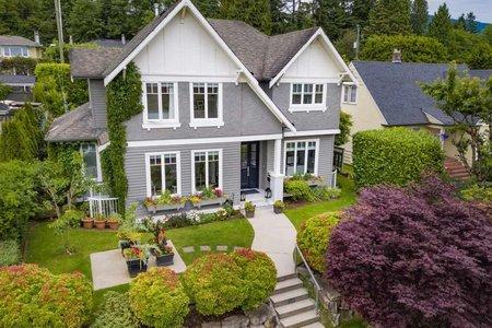 R2468446 - 1075 LAWSON AVENUE, Ambleside, West Vancouver, BC - House/Single Family