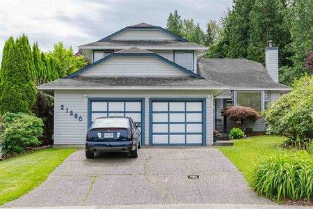 R2468450 - 21560 93B AVENUE, Walnut Grove, Langley, BC - House/Single Family