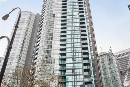 R2468467 - 2705 1189 MELVILLE STREET, Coal Harbour, Vancouver, BC - Apartment Unit