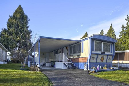 R2468492 - 171 7790 N KING GEORGE BOULEVARD, East Newton, Surrey, BC - Manufactured