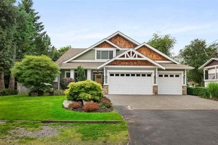 R2468493 - 8873 TRATTLE STREET, Fort Langley, Langley, BC - House/Single Family