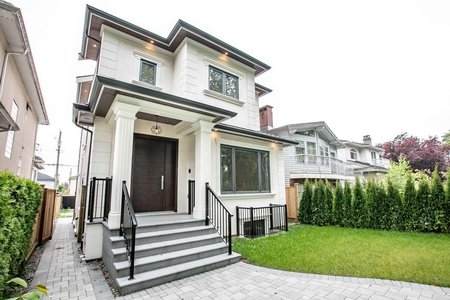 R2468655 - 1590 W 65TH AVENUE, S.W. Marine, Vancouver, BC - House/Single Family