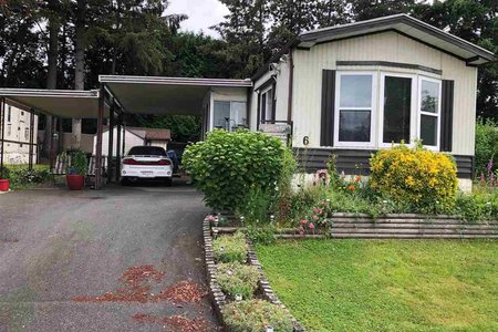 R2468976 - 6 7790 KING GEORGE BOULEVARD, East Newton, Surrey, BC - Manufactured