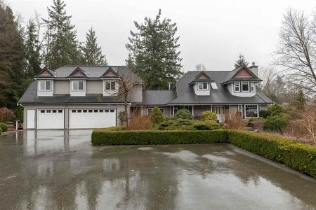 R2468997 - 4569 248 STREET, Otter District, Langley, BC - House with Acreage