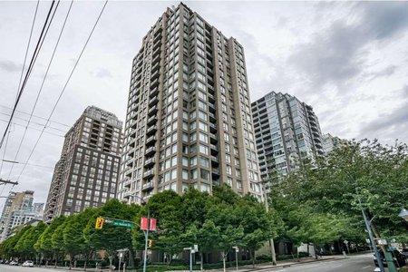 R2469073 - 1501 1001 HOMER STREET, Yaletown, Vancouver, BC - Apartment Unit