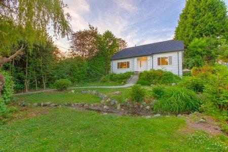 R2469349 - 1387 FULTON AVENUE, Ambleside, West Vancouver, BC - House/Single Family