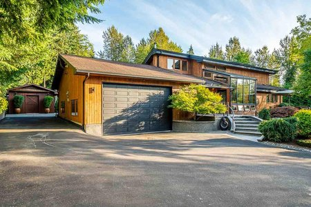R2469442 - 12650 261 STREET, Websters Corners, Maple Ridge, BC - House with Acreage