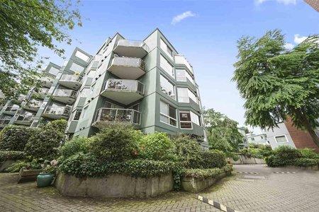 R2469531 - 401 1508 MARINER WALK, False Creek, Vancouver, BC - Apartment Unit
