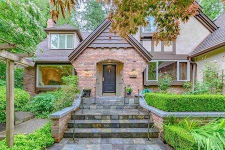 R2469741 - 4707 MEADFEILD ROAD, Caulfeild, West Vancouver, BC - House/Single Family