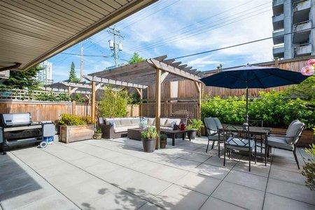 R2470057 - 110 1266 W 13TH AVENUE, Fairview VW, Vancouver, BC - Apartment Unit