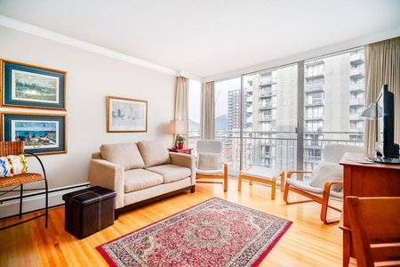 R2470111 - 903 1250 BURNABY STREET, West End VW, Vancouver, BC - Apartment Unit