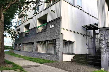 R2470222 - 19 704 W 7TH AVENUE, Fairview VW, Vancouver, BC - Apartment Unit