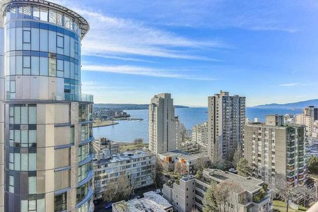 R2470331 - 1206 1250 BURNABY STREET, West End VW, Vancouver, BC - Apartment Unit