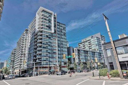 R2470434 - 708 1788 COLUMBIA STREET, False Creek, Vancouver, BC - Apartment Unit