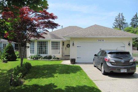 R2470520 - 21636 50A AVENUE, Murrayville, Langley, BC - House/Single Family