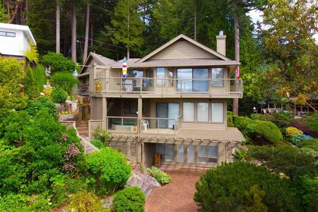 R2470690 - 6695 MADRONA CRESCENT, Horseshoe Bay WV, West Vancouver, BC - House/Single Family