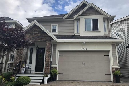 R2471014 - 21144 80B AVENUE, Willoughby Heights, Langley, BC - House/Single Family