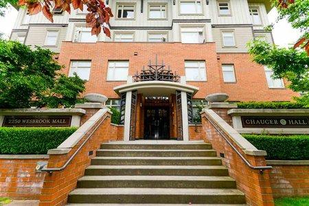 R2471020 - 111 2250 WESBROOK MALL, University VW, Vancouver, BC - Apartment Unit