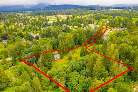 R2471274 - 23022 NO 10 HIGHWAY, Salmon River, Langley, BC - House with Acreage