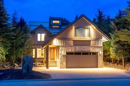 R2471363 - 8117 MUIRFIELD CRESCENT, Green Lake Estates, Whistler, BC - House/Single Family